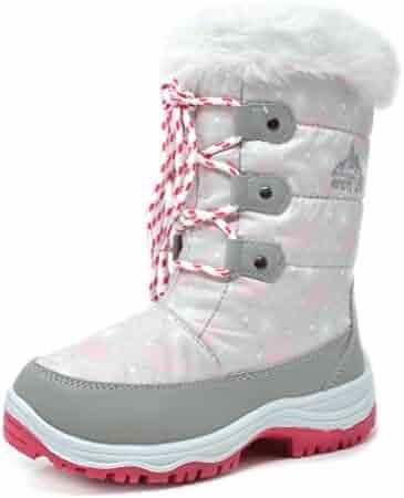 arctiv8 Toddler/Little Kid/Big Kid Nordic Knee High Winter Snow Boots