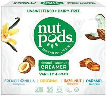 Creamers: nutpods Creamer