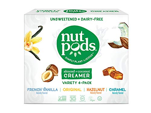 nutpods Original Hazelnut Unsweetened Dairy Free product image