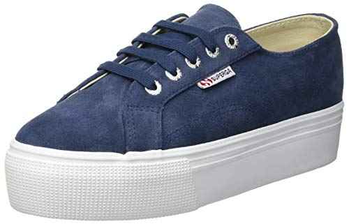Nero suew Blue Superga Sneaker J41 Donna 2790 Night Shadow Cw5qpIgx