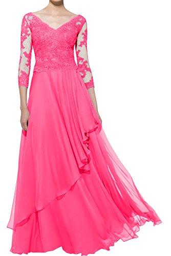 trapecio Topkleider 42 rosa Vestido mujer para 11Hc5Wn