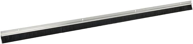 Tür Bürstenleiste 25mm Borsten 914mm Aluminium