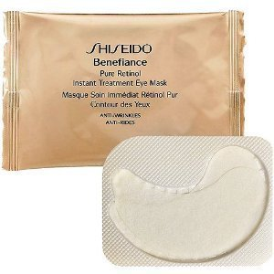SHISEIDO by Shiseido Benefiance Pure Retinol Instant Treatment Eye Mask-12 pads for Women