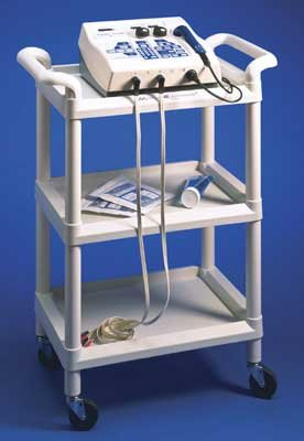 Mettler Electrotherapy Cart