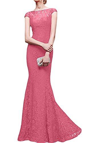 Missdressy - Vestido - para mujer Wassermelone 46