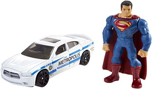 Hot Wheels Batman v Superman: Dawn of Justice Superman Mini