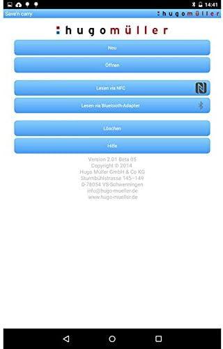 M/üller SC 18.13 Easy NFC Hutschienen-Zeitschaltuhr 230V 16 A//250V