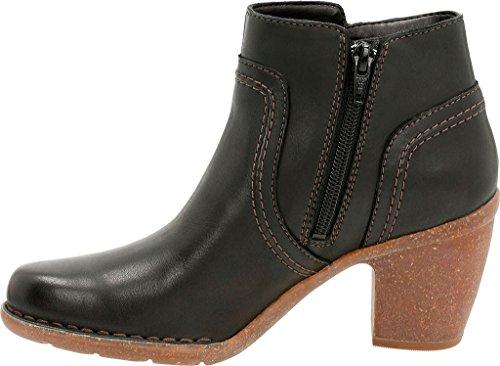 Clarks Womens Carleta Paris Boot Nero