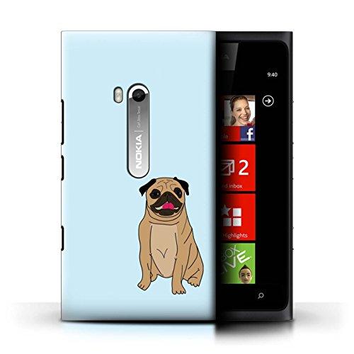 cover case nokia lumia 900 dog - 3