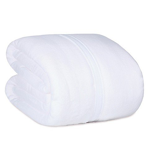 *Serasoft Berkshire Blanket King Blanket in White
