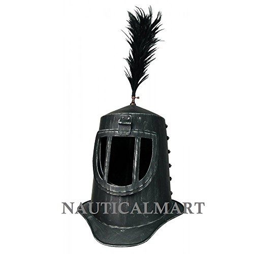 Monty Python & The Holy Grail Helmet Of Sir Bedevere By Nauticalmart by NAUTICALMART