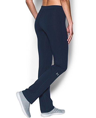 Silver Under Metallic Donna Sportivi Favorite Navy Black Armour Pant Midnight Pantaloni 4wv6pq4