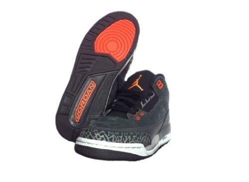 Nike T90 garçon T90 Nike Graphic Top 19.5 EU|Black/orange 163ba3