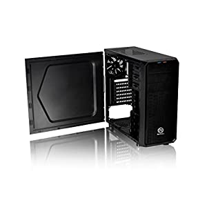 Thermaltake VERSA H25 ATX Mid Tower Window Gaming Computer Case CA-1C2-00M1WN-00