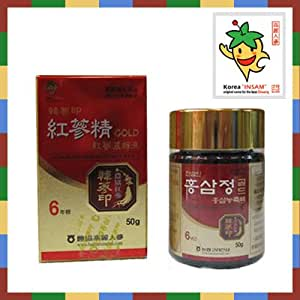 Korean ginseng extract gold