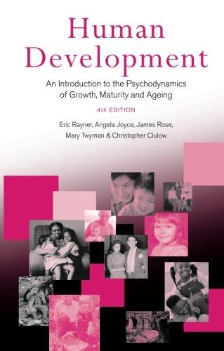 Autobiography- Human Development
