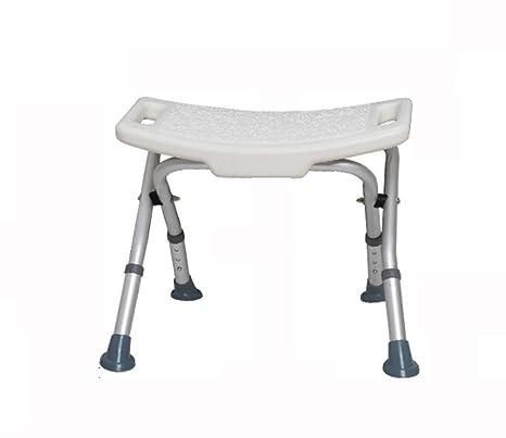 AA-SS-Folding Shower Seat Silla de Ducha Silla de baño ...