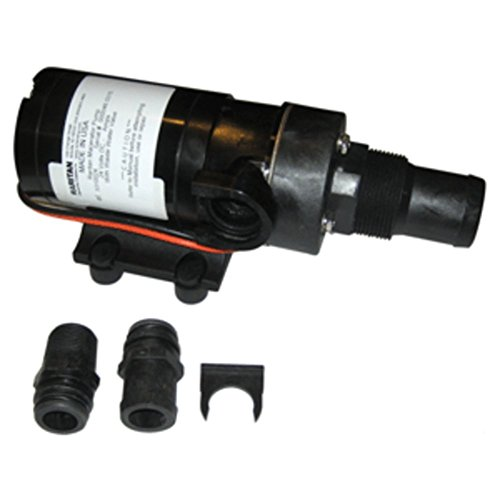Price comparison product image Raritan Macerator Pump - 24VDC w/Barb Adapter Electronics Accessories