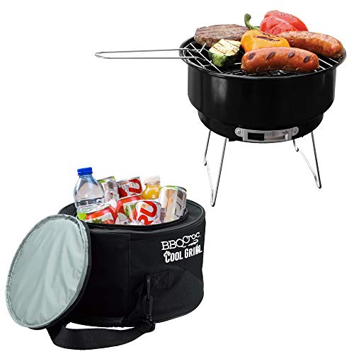 BBQCroc Cool Grill - Portable Cooler & Grill All in -