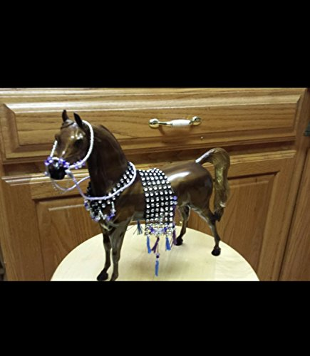 Breyer Peter Stone arabian costume Christmas no horse