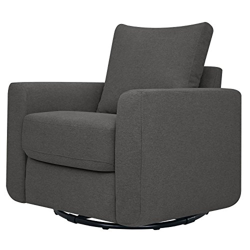 Babyletto Bento Swivel Glider, Lunar Grey by babyletto