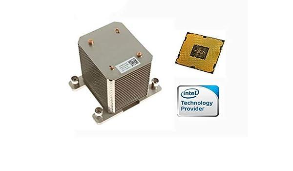Intel Xeon E5620 SLBV4/ Quad Core 2.4GHz CPU Kit for Dell PowerEdge R710 Renewed