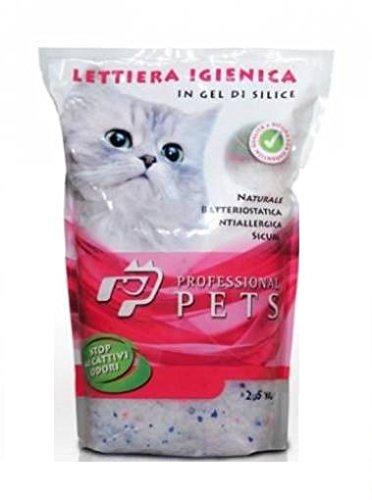Professional Pet Lett2001 Lettiera Family Pack Amazonit Prodotti