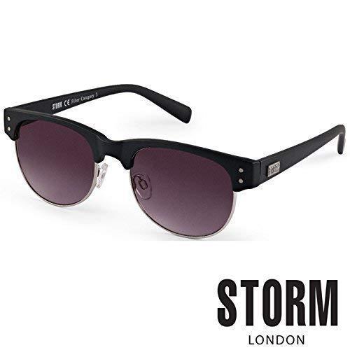 Storm London - Gafas de sol - para mujer gris gris oscuro ...