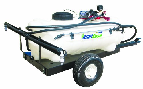 BE AGRIEase 90.800.150 15-Gallon Tow Behind Sprayer