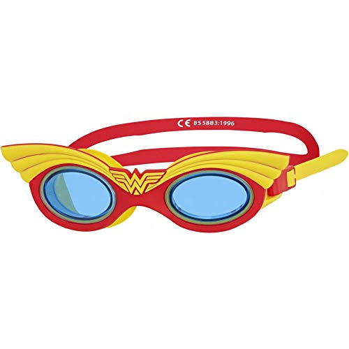 Zoggs Super Heroes Character Goggles - Wonder Woman -