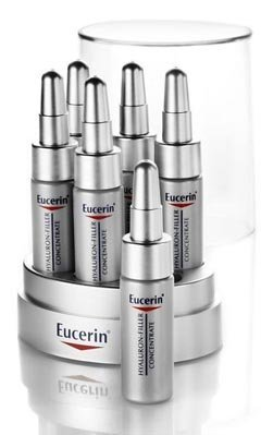 (Eucerin hyaluron-filler concentrate 5ml x5 +1 free)