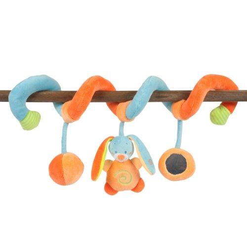 Nattou Toy Spiral Bunny