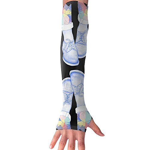 A Cool Style Way.PNGOutdoor Sports Armguards Sun Protection Arm Basketball Arm Guard Protective Arm Fast Sweat Fast - Angeles Mm Los Store