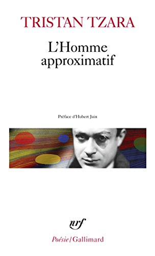 Homme Approximatif (Poesie/Gallimard) (English and French Edition)