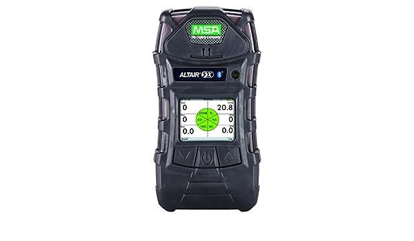 MSA 10116924 ALTAIR 5X Gas Detector, Monochrome Display Screen, LEL, O2, CO, H2S: Hobbyist Metal Detectors: Amazon.com: Industrial & Scientific