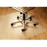 Floordirekt PP - 10 Größen zur Wahl - Bodenschutzmatte mit TÜV für Hartböden