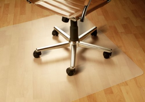 Bürostuhlunterlage für Hartböden (Parkett, Laminat, Fliesen, etc.)