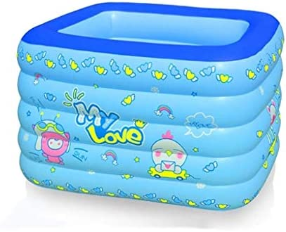 XLEVE インフレータブルスイミングプール、子供用インフレータブルラウンジプールファミリープールインフレータブルバスタブ水泳センター