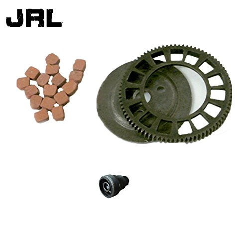 JRL Clutch Big Bevel Gear Friction Pads&Clutch Puller For 66/80cc Motorized Bicycle