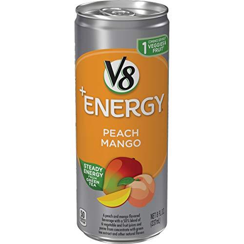 V8 +Energy® Peach Mango, 8 oz
