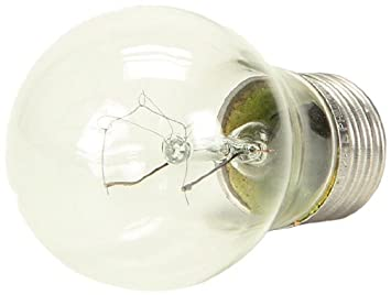 Kenmore Oven Light Bulb: Clear Oven Light Bulb, 40 Watts,Lighting