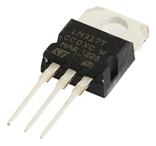 microtivity LM317 Adjustable Voltage Regulator product image