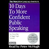 10 Days to More Confident Public Speaking