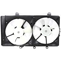MAPM Premium NEON 04-05 RADIATOR FAN SHROUD ASSEMBLY, Auto Trans, Dual Fan, 4 Speed, 2.0L ENG.