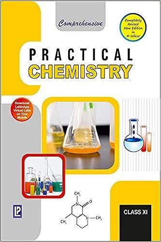 Buy Comprehensive Practical Chemistry XI (2019 Examination