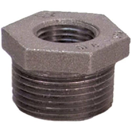 (Anvil 8700129300, Malleable Iron Pipe Fitting, Hex Bushing, 1