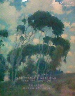 California & American Fine Art Auction (March 25, 2014)
