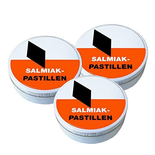 Salmiak-Pastillen (3x)