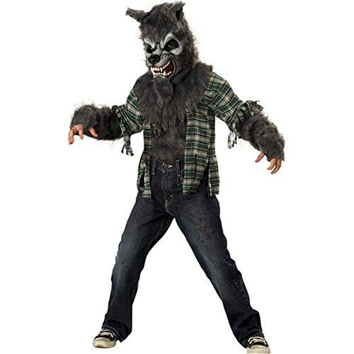 Werewolf Costume - Medium (Werewolf Costume For Girls)