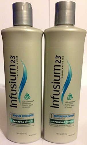 Price comparison product image Infusium 23 Moisture Replenisher Shampoo Step 1 16 oz (Pack of 2)